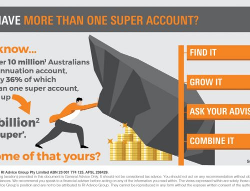 Do you have more than one super account?