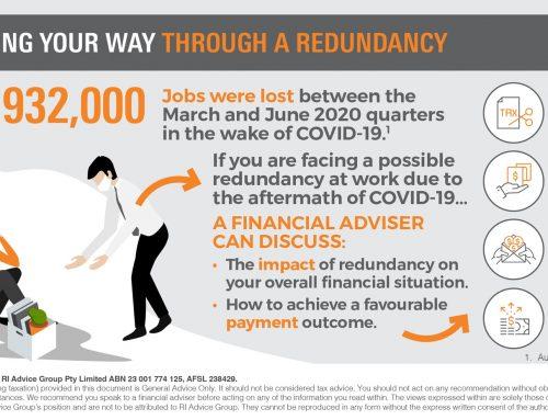 Navigating your way through a redundancy