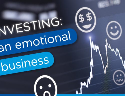 Investing:  An emotional business